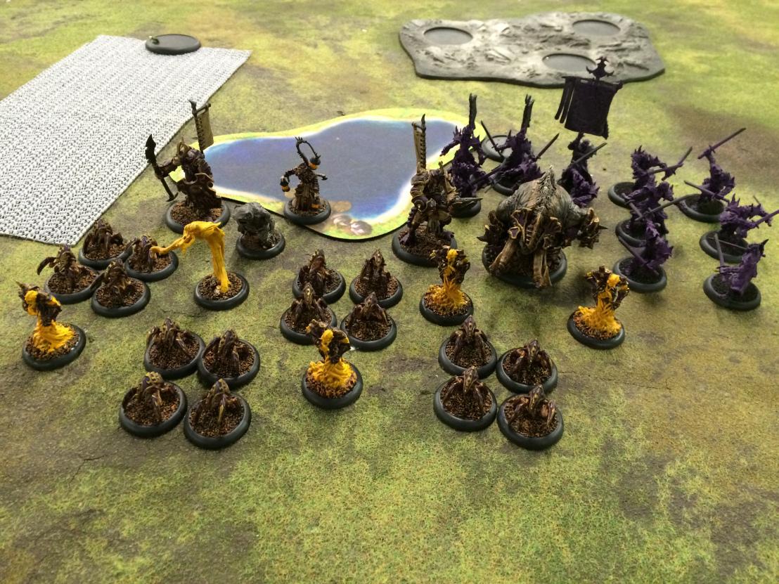 Bell of Lost Souls Warmachine Hordes Mordikaar Scarab Pack Tier List