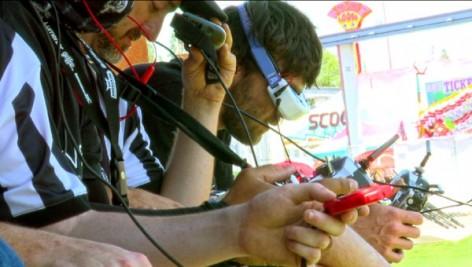 drone race pilots
