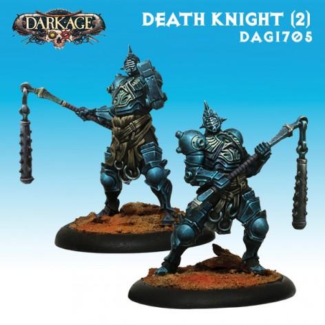 Dark Age Forsaken Joan Death Knights