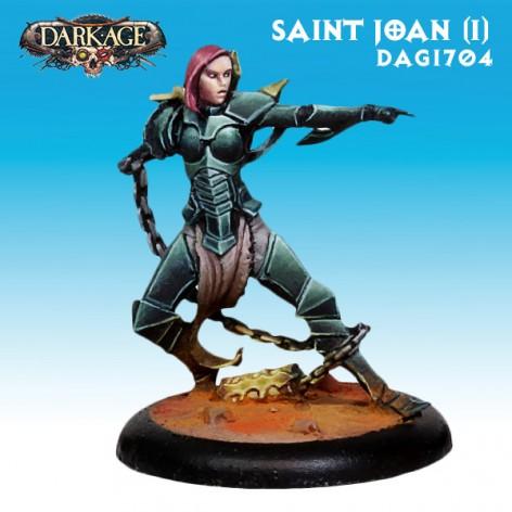 Dark Age Forsaken Joan Saint Joan