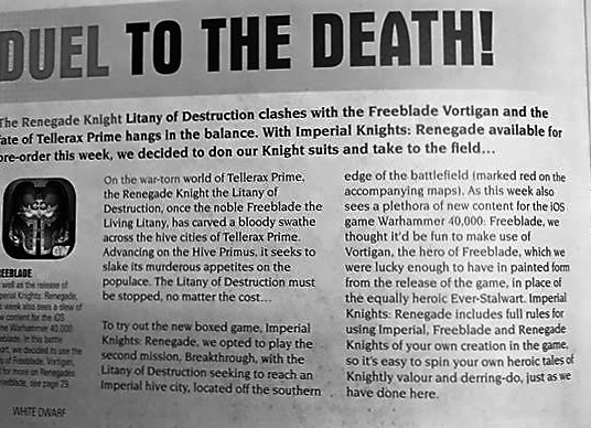 Duel to the Death Imperial Knight1