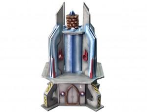 FLG void shield