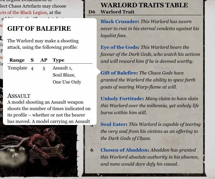 Gift of Balefire