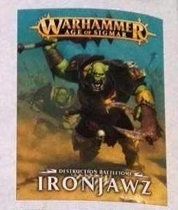IronJawz Battletome