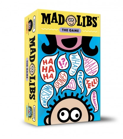 Mad Libs Cover