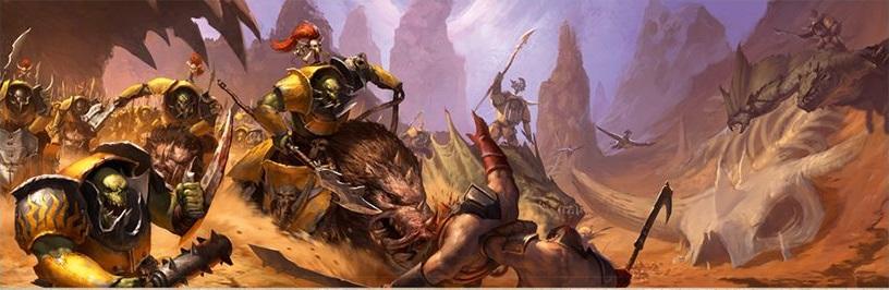 Orruks Battletome horz