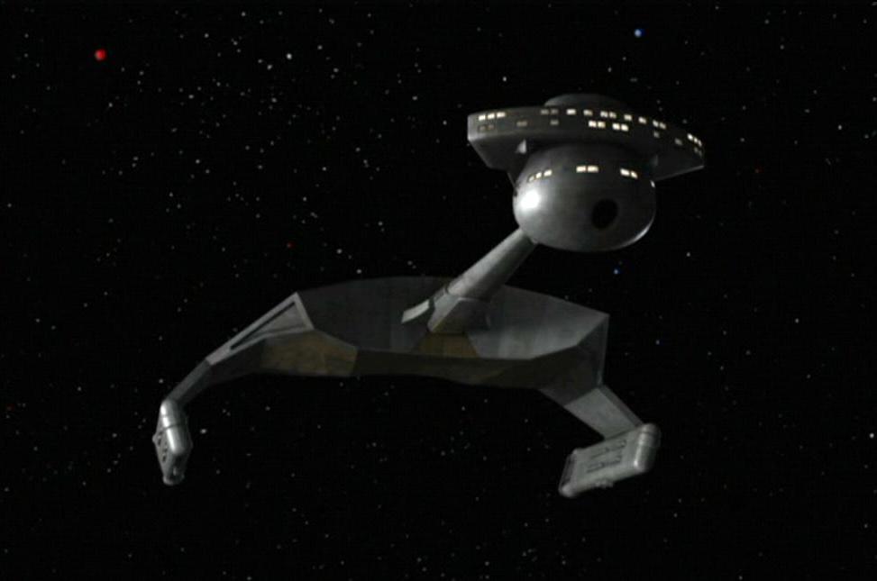 Romulan D7 class