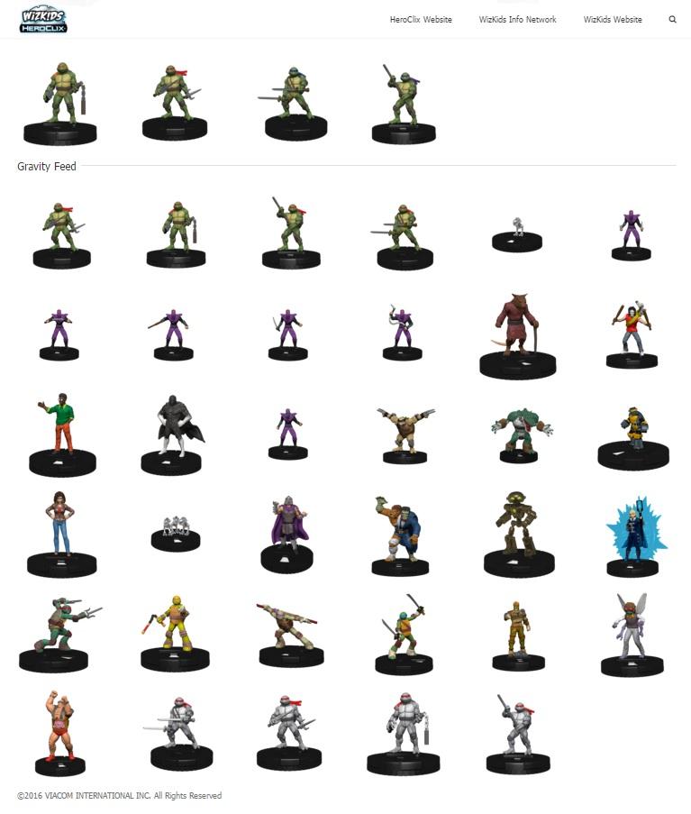 TMNT full starter Gallery