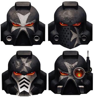 Templar Helmets