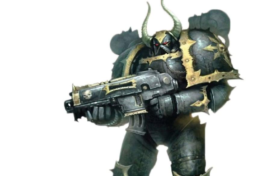black legion armor