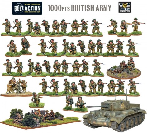 bolt action british starter