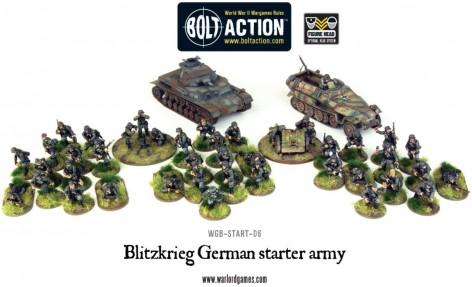 bolt action german starter