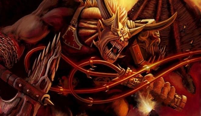 chaos daemon bloodthister hor