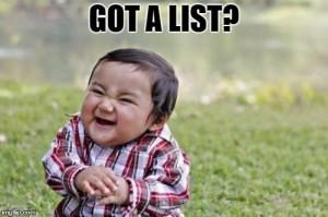 list baby meme