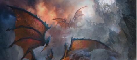 warmachine dragon header