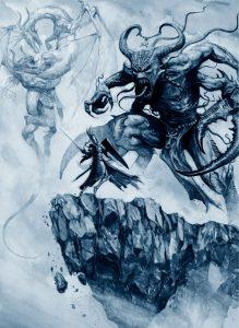 Aenarion_última_batalla_Demonios_del_Caos_Karl_Kopinski-219x300