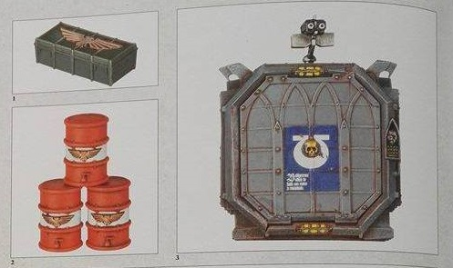 Armoured Containers 2 WD 1