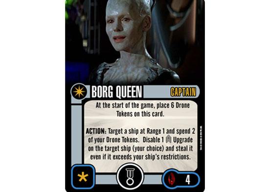 BorgQueen