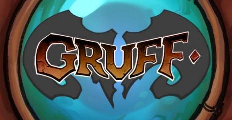 Gruff Logo Horz