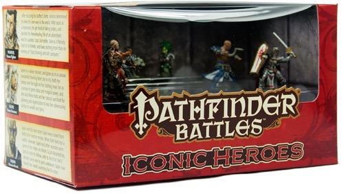 Pathfinder Iconic Heroes