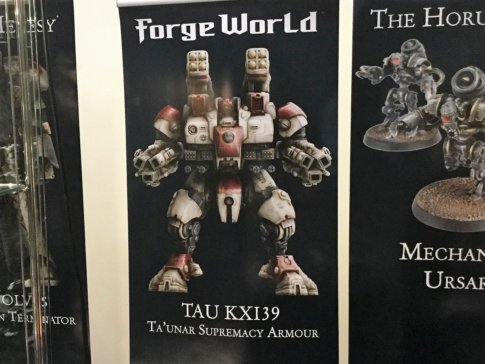 Tau Banner Warhammer Fest 2016 2