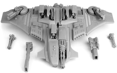 Tau Barracuda AX-5-2 2