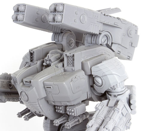 Tau Supremacy Armor 2