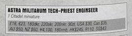 Tech-Priest Enginseer WD 3