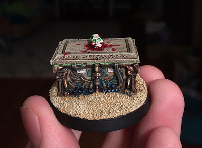 Tomb King Objective 4