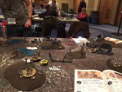 Tomb Kings tournament