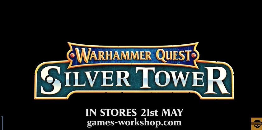 Warhammer Quest Silver Tower-title