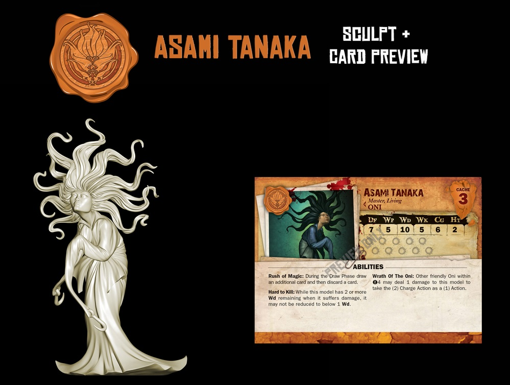 Wyrd Preview Asami Tanaka 2
