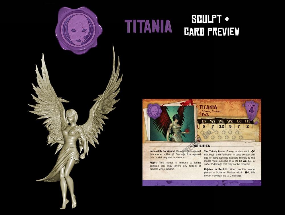 Wyrd Preview Titania 2