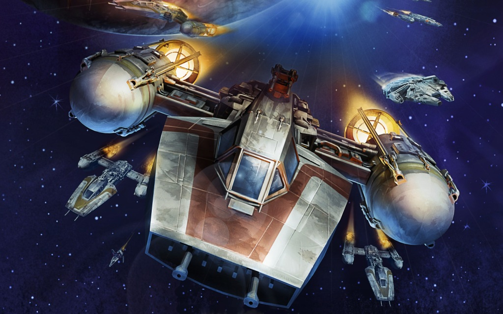Star Wars X Wing New Wave I Ships For 2 0 Bell Of Lost Souls