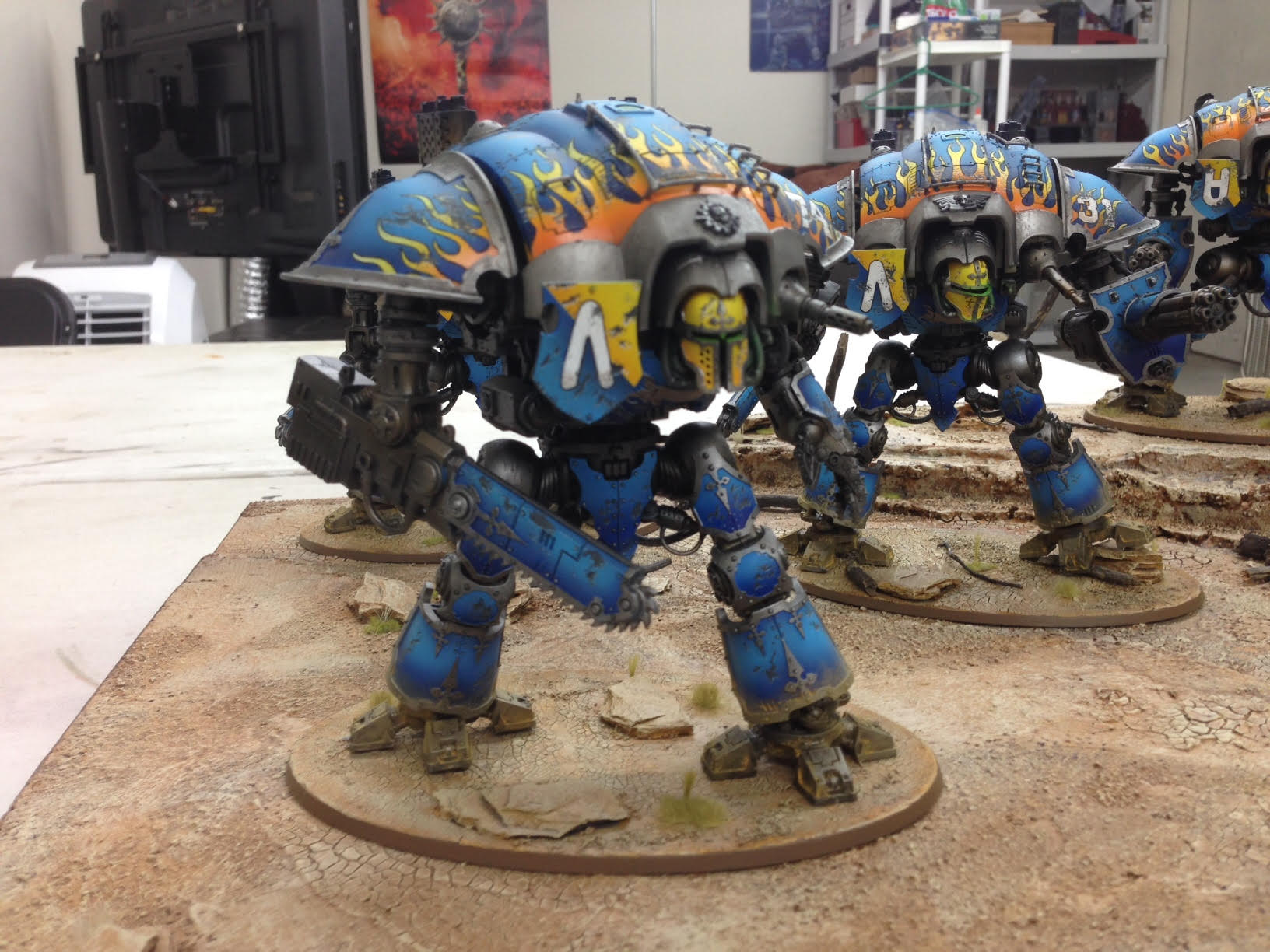 bens imperial knight 1