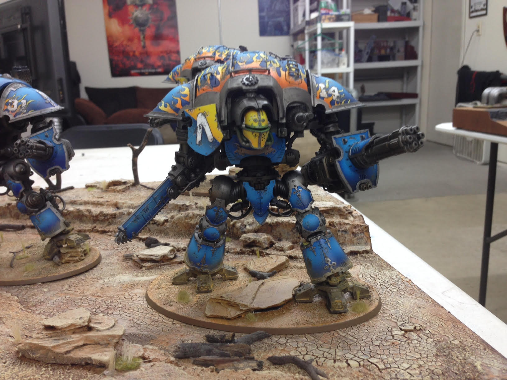 bens imperial knight 2