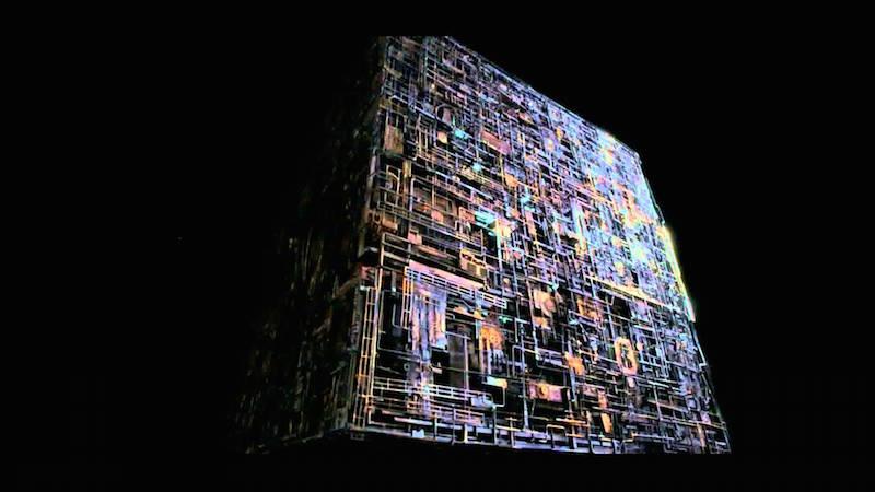 borg cube-800
