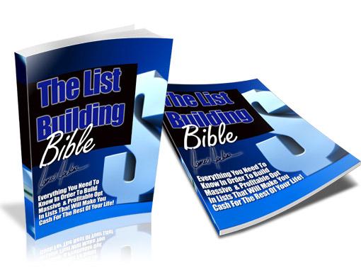 list bibles