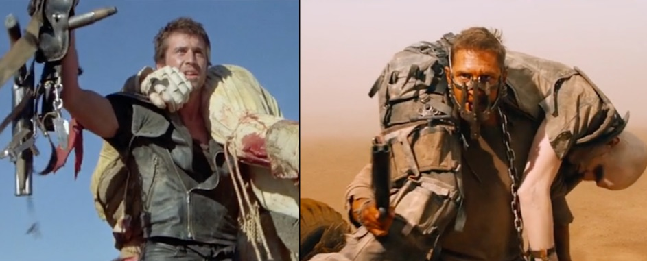 mad max side by side