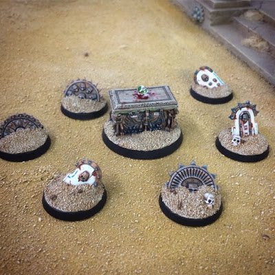 objectives Tomb Kings