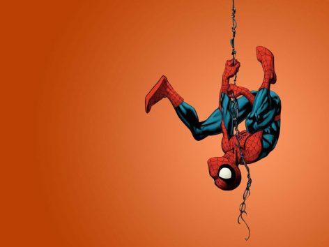 ultimate_spider_man__just_hanging__by_speedthehedgehog101-d59ekqf