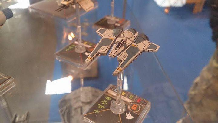 Protectorate Starfighter Team Covenant