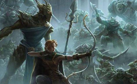 dungeon saga art horz
