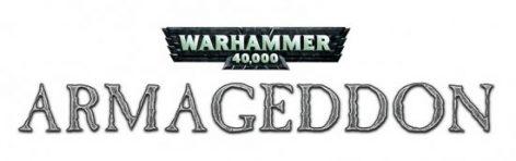 wh40k armageddon logo