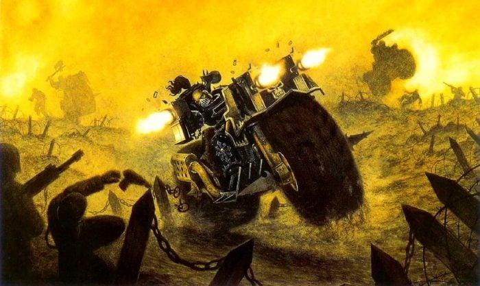 Chaos_Space_Marine_Biker_combat