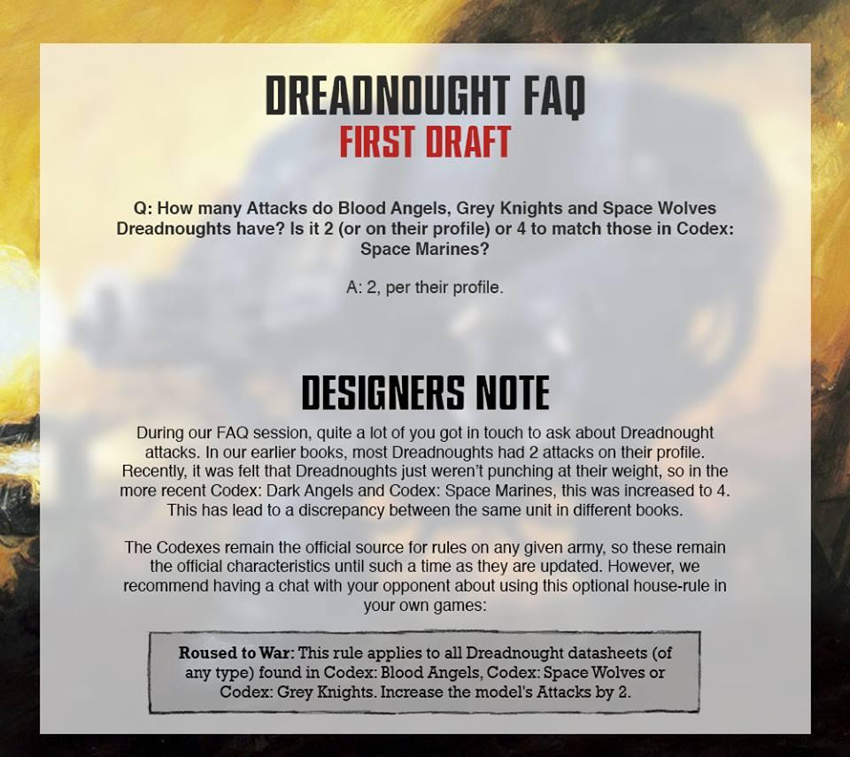DREAD-FAQ