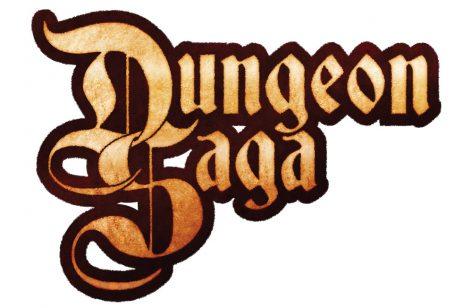 Dungeon Saga Logo