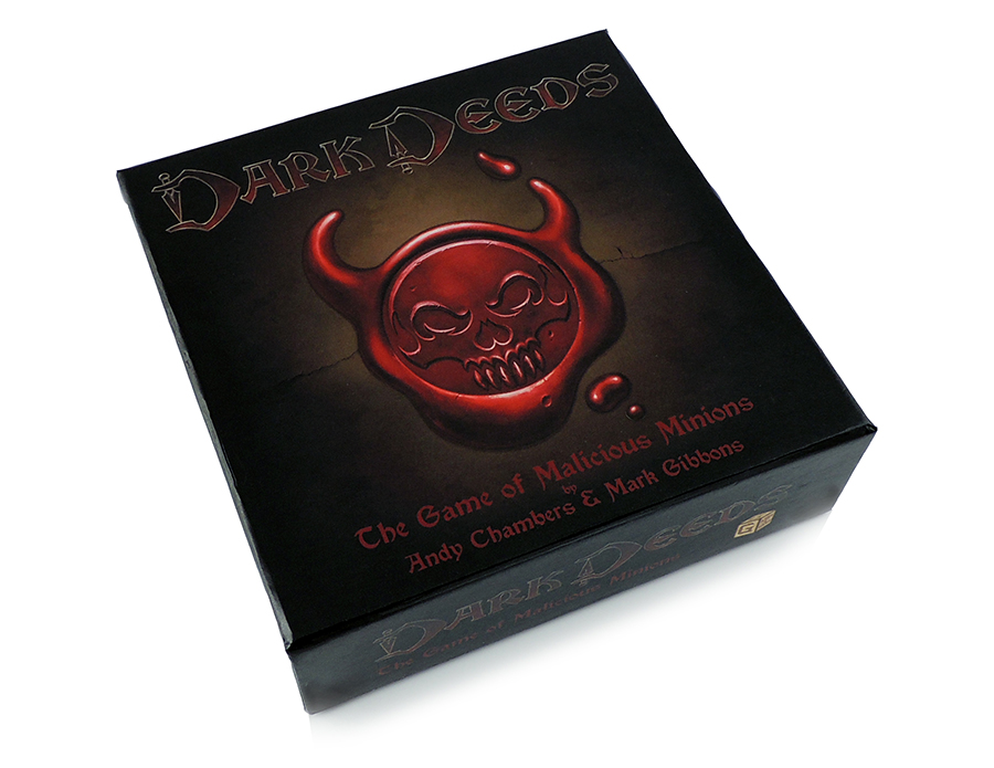 Dark Deeds Box
