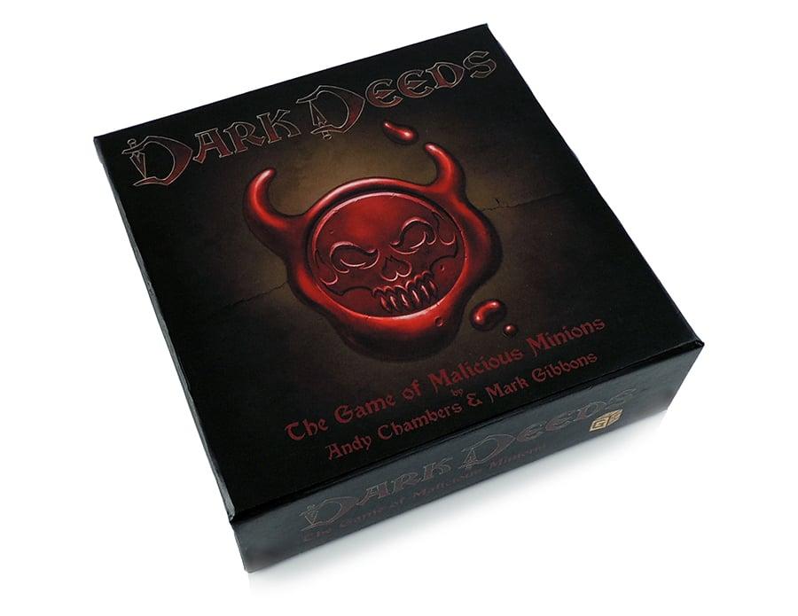 Dark Deeds Box