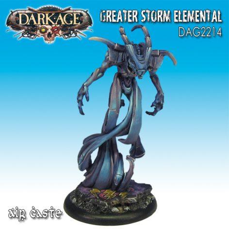 Dragyri Air Caste Elemental